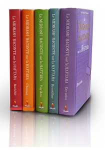 Livres Le Midrach Raconte sur la Haftara - Collection complète